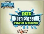 Jake's Power Washing Logo by Sign2Day